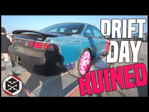 My 240SX Drift Car is BROKEN