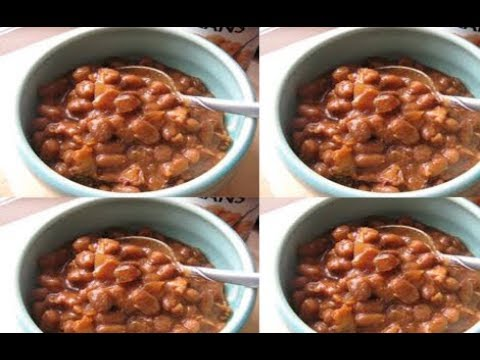 Fava bean with garlic recipe - Foul mudammas with garlic - recipes - cooking  - Mai Ismail Channel
