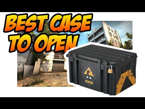 CSGO Which Case Is The Best To Open? Best Case To Open