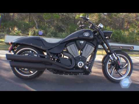 Used 2012 Victory Hammer 8 Ball Motorcycle for sale in Florida