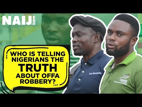 Saraki vs IGP: Who is telling Nigerians the truth about Offa robbery? | Naij.com TV