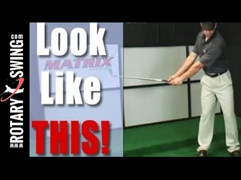 Tiger Woods Takeaway Instructional Golf Video