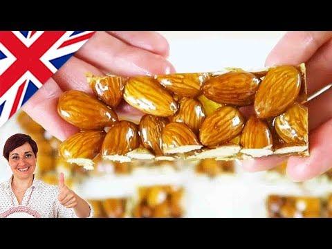 Almond Brittle - Benedetta's Easy Recipe