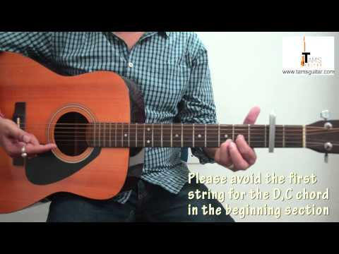 The Little things you do (Anushka Manchanda,Mikey McCleary) guitar lesson