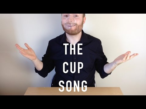How to DO the Cup Song from Pitch Perfect! (CUPS!)