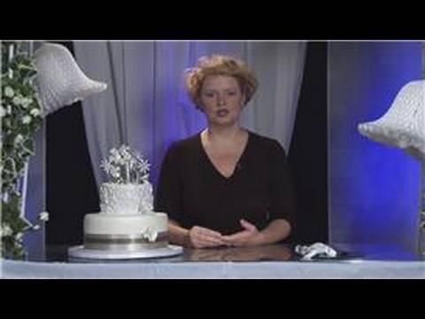 Design & Order Your Wedding Cake : Booking the Wedding Cake Baker
