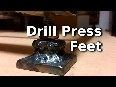 Drill Press Feet