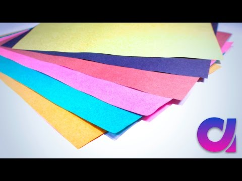 10 Coolest and amazing paper craft ideas for kids | Artkala 197