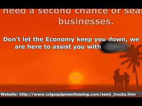 Semi Trucks Financing, Start Ups Ok, Bad And Good Credit Welcome       Hi, it is Rick from U.S Corpo