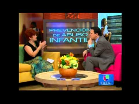 Foster Parent Licensing Manager Yanila Llompart on Univision