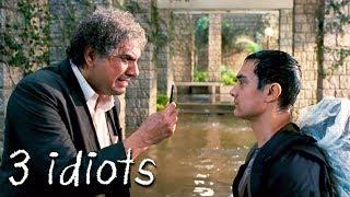 ऐसा मिला आमिर खान को वाइरस का पेन   3 Idiots   Aamir Khan, R. Madhavan, Sharman Joshi