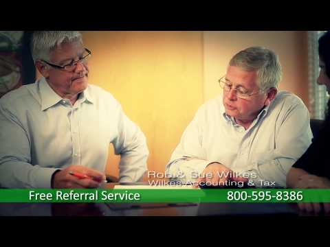 Wilkes Accounting and Tax LLC  - 1 (800) 595-8386