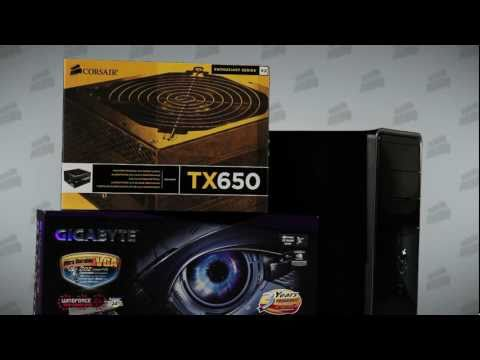 How to Upgrade Your Dell Inspiron Desktop PC with a Corsair TX V2 PSU and NVIDIA GPU