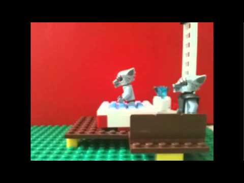 Lego chima new wolf