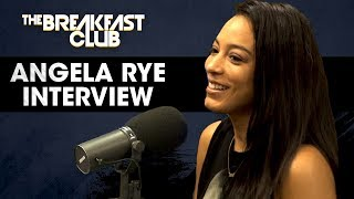 Angela Rye Discusses Her New Podcast For The Woke And