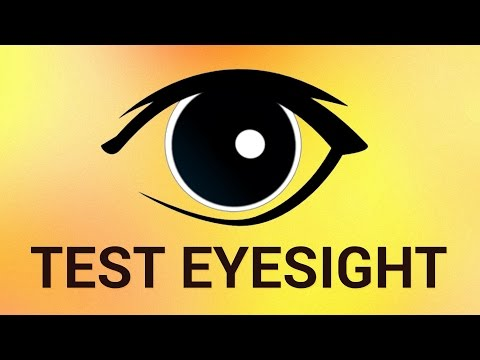 How to Test Your Eyesight Online