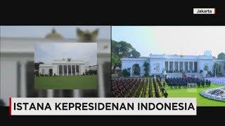 Unik & Megahnya Istana Kepresidenan Indonesia