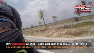 3-Channel Cam 5 - MUSC Drag Racing @ Bakri Johor - Semi