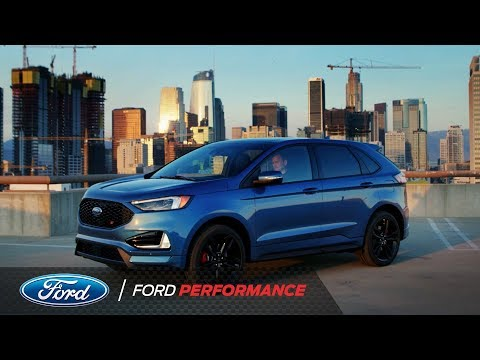 The 2019 Ford Edge ST | Ford Performance