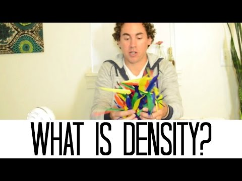What is Density? How to Calculate Density