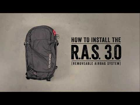 new arrive fashion most popular Video-Anleitung: Integriere den Mammut R.A.S. 3.0 Airbag in ...