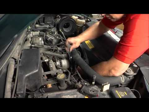 How To Install An Alternator In A Ford F150 - 4.6 Liter