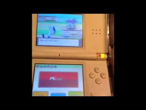 Catching suicune in Pokemon Soul Silver and Heart Gold