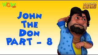 John The Don - Motu Patlu Compilation- Part 8 As seen on Nickelodeon As seen on Nickelodeon