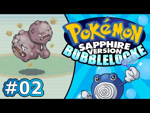 02 | CAN'T CATCH A BREAK... OR A POKÉMON | Pokémon Sapphire Bubblelocke