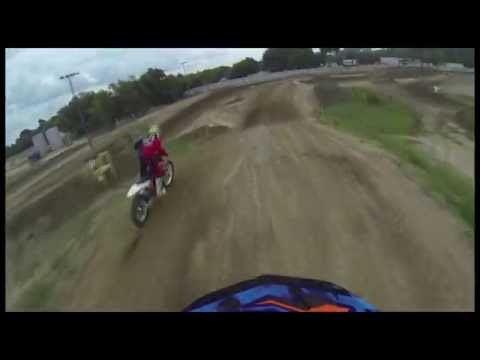 Motocross Riding at Gravity Alley MX - Breaux Bridge, LA