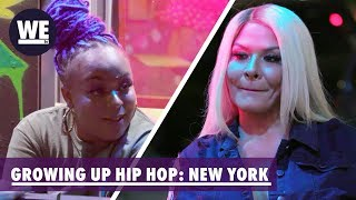 Madina & Da'Zyna Try to Make Amends? | Growing Up Hip Hop: New York