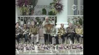 H.M. Soeharto (Alm) - Riwayat-TransTV (Part 1)