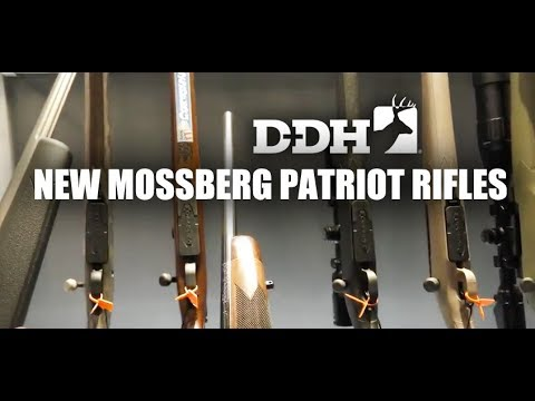 New Bolt Action Hunting Rifles: Mossberg Adds to Patriot Lineup