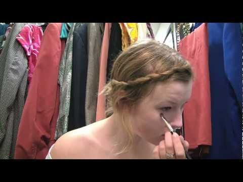 5 Minute Dead/Zombie Makeup Tutorial