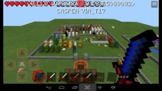 Minecraft PE [TEXTURE PACK]- Huawhi pvp - PakVim net HD Vdieos Portal
