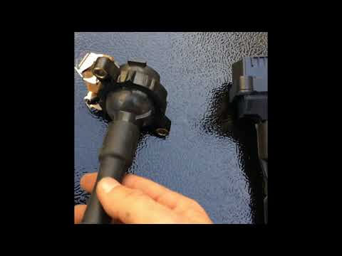 BMW bad ignition coil find and fix