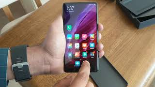 Xiaomi Mi Mix 2 [India] Unboxing, Hands On, Camera and Features