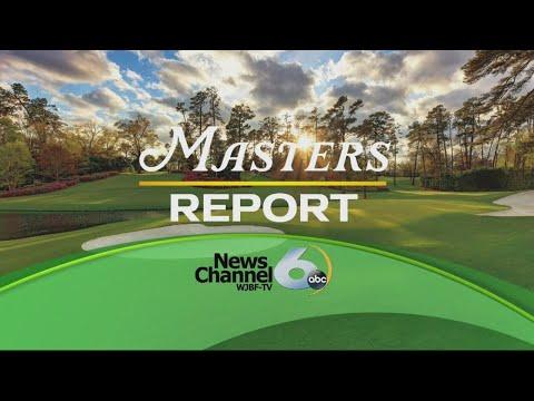 Masters Report 2018 - Wednesday