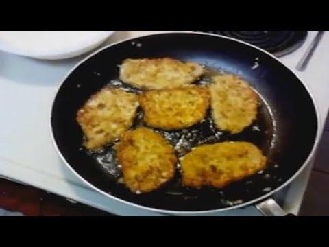 Pan Fried Breaded Pork Chops - PoorMansGourmet