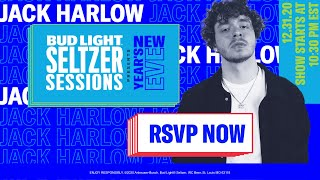 Bud Light Seltzer Sessions New Years Eve 2021: Jack Harlow