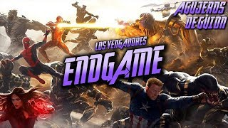 Download Agujeros de Guión: LOS VENGADORES: ENDGAME Video