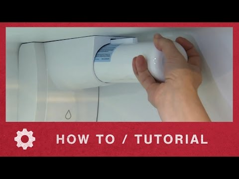 How to Install the Frigidaire PureSource Ultra® Water Filter