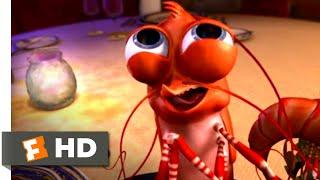 Shark Tale (2004) - Squeaky Shrimp Scene (3/10)   Movieclips