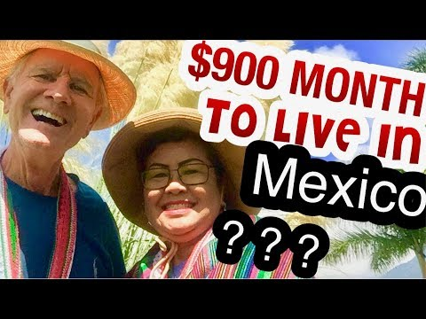 Live On Social Security $990  A Month  Retire Early In Mexico Chapala Retire Early