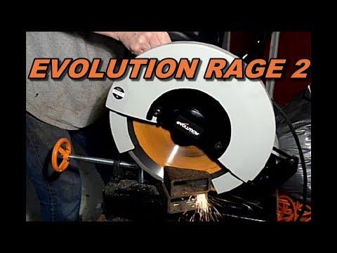 EVOLUTION RAGE 2 Cold Cut 14