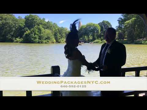 Central Park Wedding locations in New York City