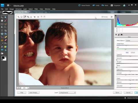 Opening a jpg or tif  Photo in Raw Format