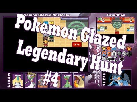 Pokemon Glazed Where to catch Cresselia Darkrai and Heatran
