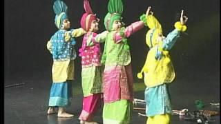 Shan E Punjab Little Stars @ Bhangra Idols Junior's Best Sun.July 10th 2011