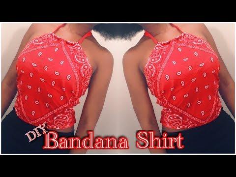 Bandana Shirt
